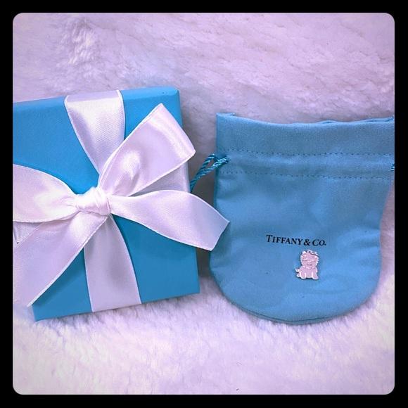 Tiffany Silver Special Edition New Yorkie Charm